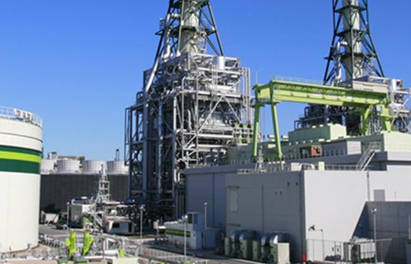 火力発電設備 | 事業紹介 | 総合設備エンジニアリング三光設備株式会社